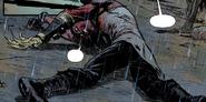 Nightwing 7 2016 - Raptor broken by Nightwing