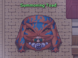 Summoning Toad
