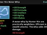 Hunter-Nin Water Whip