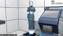 Akane hologram2
