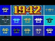 1942 - Versions Comparison (HD 60 FPS)
