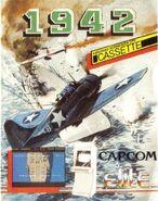 1942 Amstrad CPC Cover