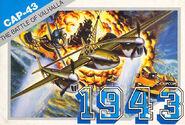 1943 Famicom Cover