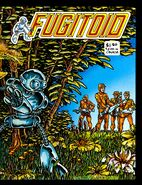 TMNT (Mirage) Vol 1 Fugitoid
