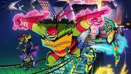 Rise of the Teenage Mutant Ninja Turtles Opening Credits