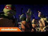 Черепашки-ниндзя - 1 сезон 2 серия - Nickelodeon Россия