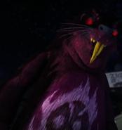 Dark beaver