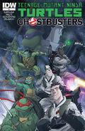 TMNT Ghostbusters Vol 1 1