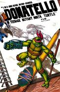 TMNT (Mirage) Vol 1 Donatello