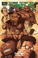 TMNT Ghostbusters Vol 1 1 RE Hastings Variant