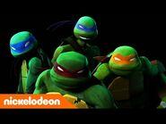 Черепашки-ниндзя - 1 сезон 1 серия - Nickelodeon Россия