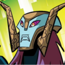 Барон Драксум (Эволюция Черепашек-ниндзя)