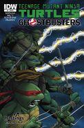TMNT Ghostbusters Vol 1 4 RE Hastings Variant