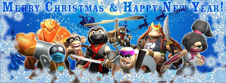 Merry Christmas & Happy New Year 2015!!!