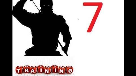 Ninja Training - Lesson 7
