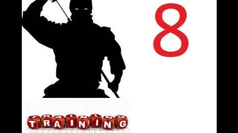 Ninja Training - Lesson 8