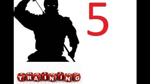 Ninja Training - Lesson 5