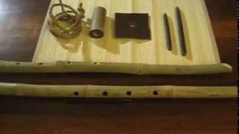 ChosunNinja (Fire flute or fire shooter)