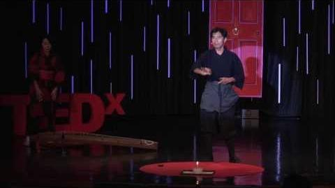 The true spirit of the ninja Jinichi Kawakami at TEDxBermuda 2013