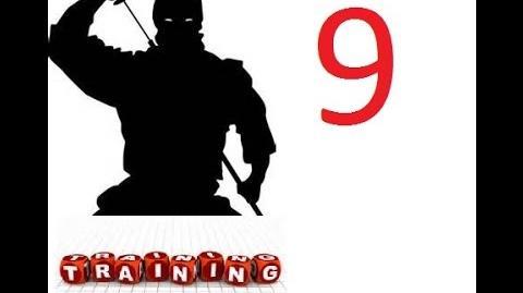 Ninja Training - Lesson 9