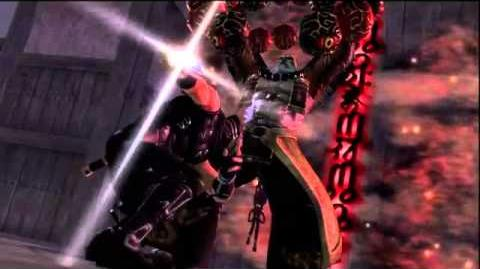 Warriors Orochi 3 - Enter Ryu Hayabusa !