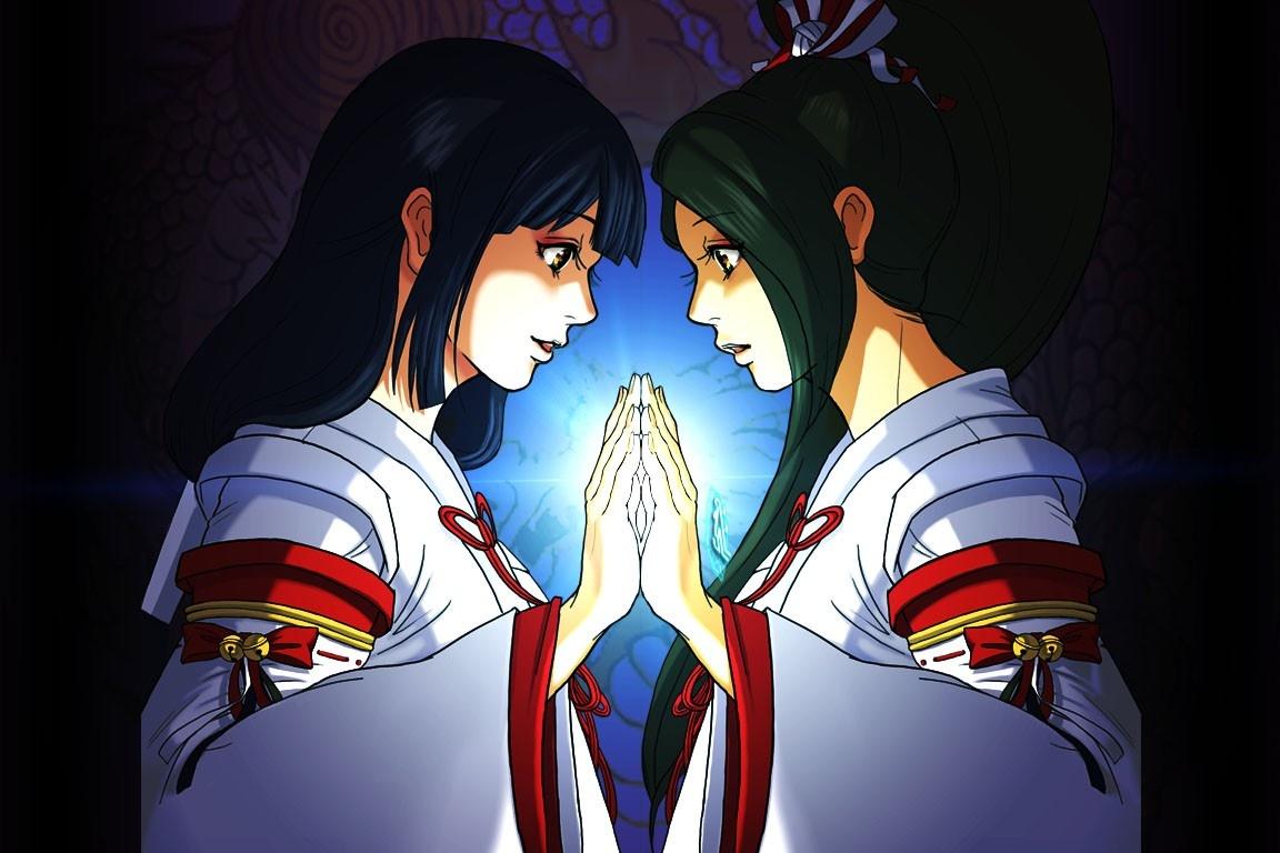 Dragon Shrine Maiden