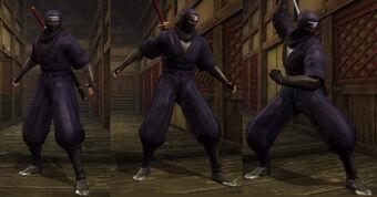 ninja gaiden 3 razors edge costumes
