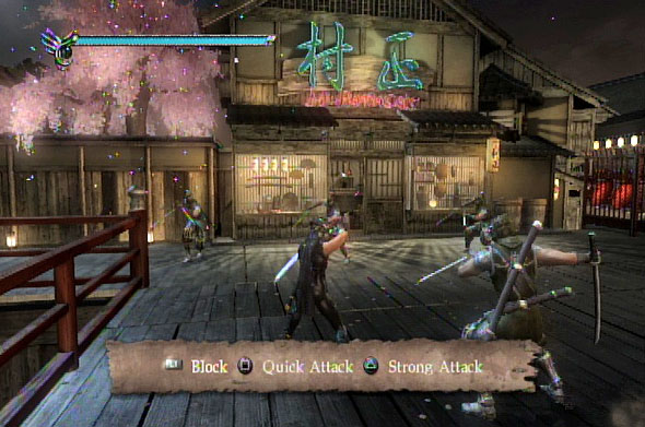 Guide:Ninja Gaiden Sigma II-Chapter 1