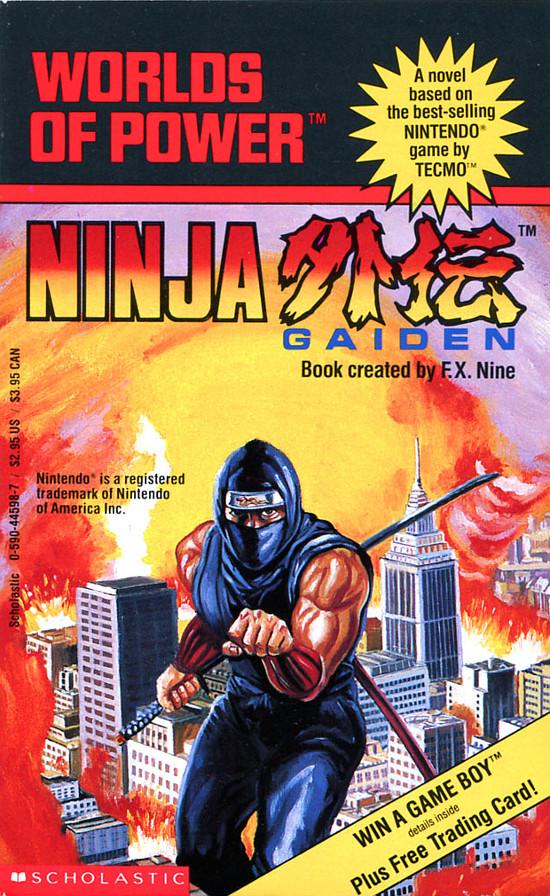 Ninja Gaiden (Worlds of Power)