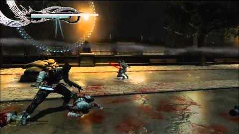 Ninja Gaiden 3 - London Gameplay Part 1 of 2