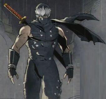 Ryu Hayabusa S Abilities Equipment And Titles Ninja Gaiden Wiki Fandom