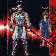 NG2 Art CharOther Joe Hayabusa 2
