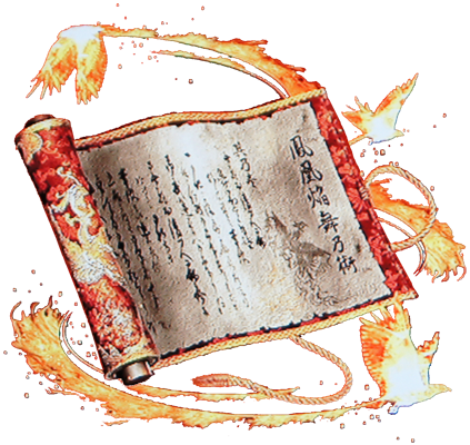 Art of the Flame Phoenix