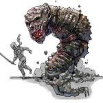 NG2 Art Enemy Amazonian Death Worm 1.jpg