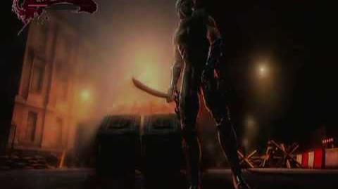 Ninja Gaiden 3 - Spider Tank Boss Battle