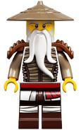 Hero Wu Minifigure