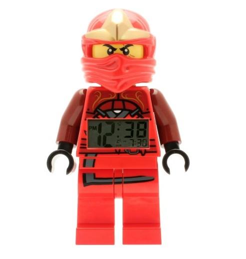 9006784 Kai ZX Minifigure Clock