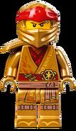 10th Anniversary Kai Minifigure