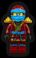 Deepstone Nya Minifigure