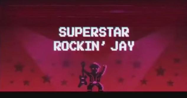 Суперзвёздный Джей-рокер