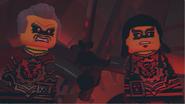 Ninjago The Time Twins