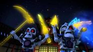 LEGO® Ninjago Mini Movie 3 The New Masters of Spinjitzu