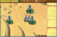 Sea of Sand Spinjitzu Spinball 3