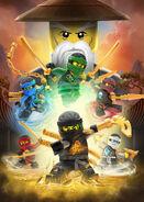 LEGO Ninjago WuCru 2016 MOOD