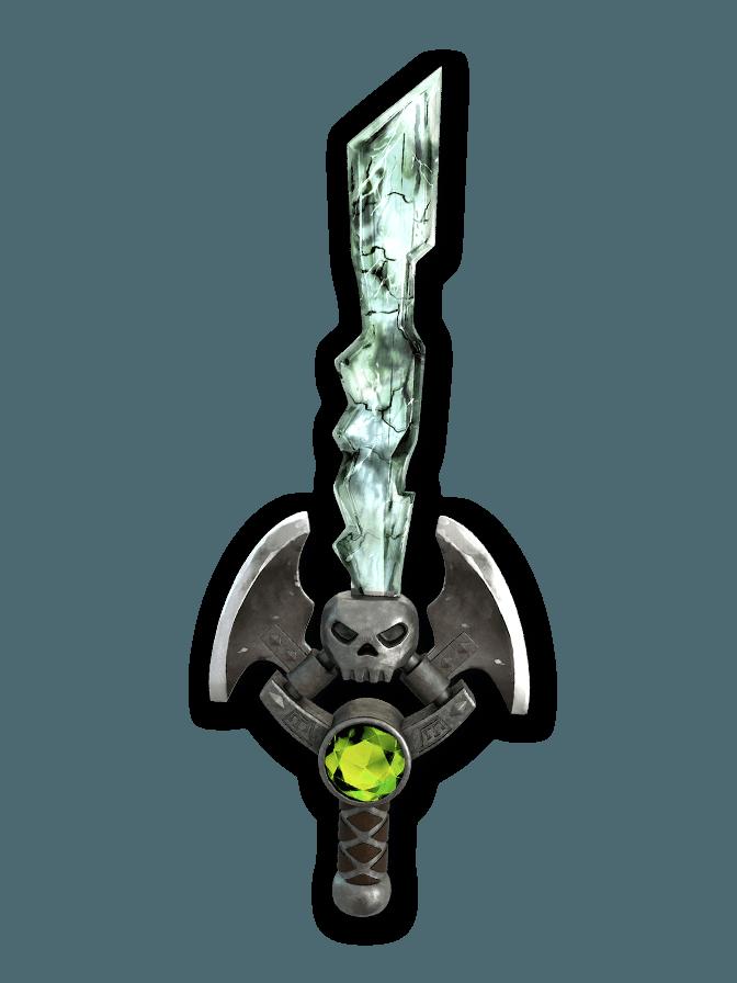 Djinn Blade