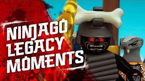 NINJAGO Legacy Moment – LEGO NINJAGO – Epic Action Moments to Remember