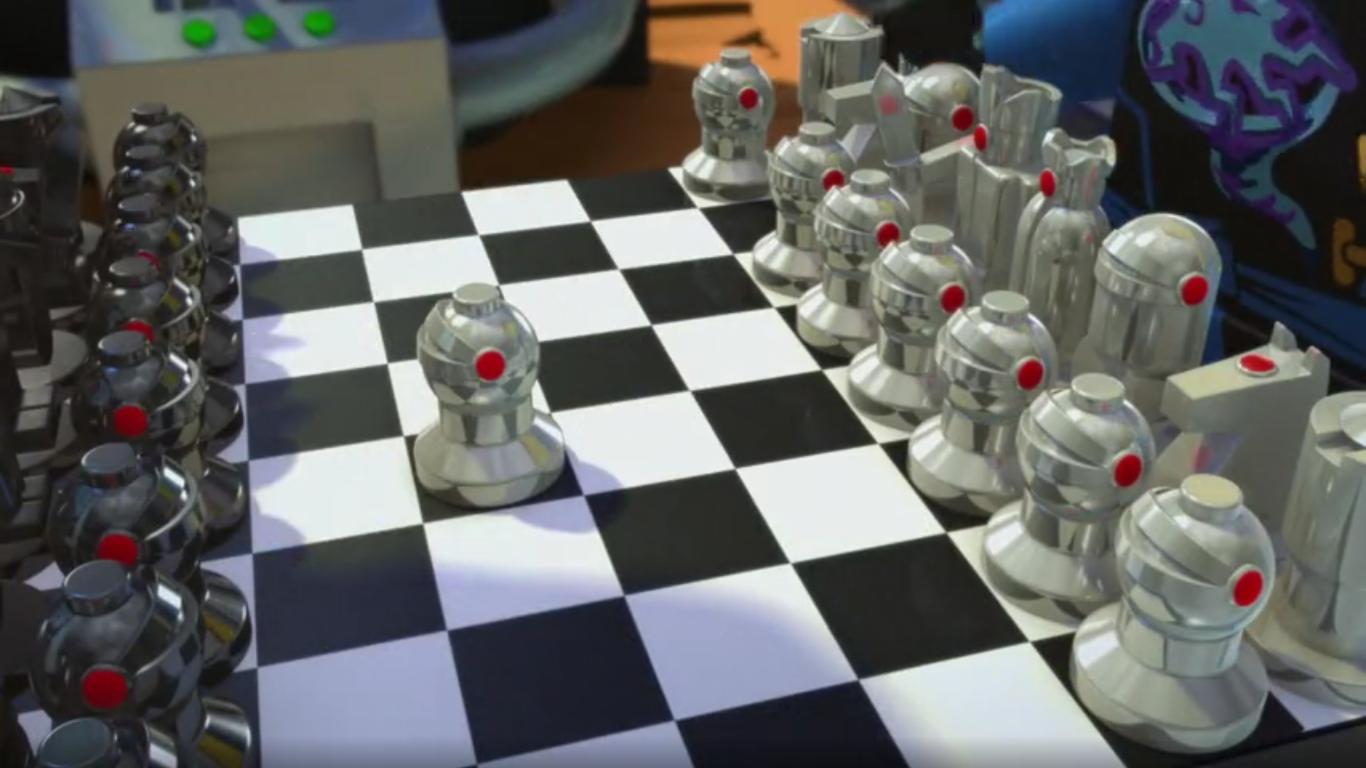 Minidroid Chess