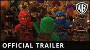LEGO® Ninjago Tournament of Elements Season 4 - Official Trailer - Warner Bros