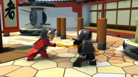 Ninjago Trailer (2012