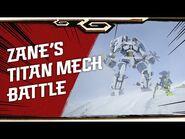 Zane's Titan Mech Battle - LEGO Ninjago